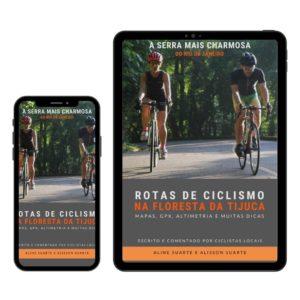 Rotas de Ciclismo na Floresta da Tijuca